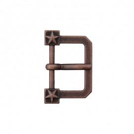 20 mm Metal Belt Buckle – Ancient Cooper Glory