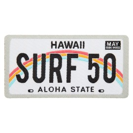 Thermocollant Plaque Hawai Surf 50