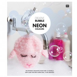 "Livre ""Creative Bubble - Neon Colours"""