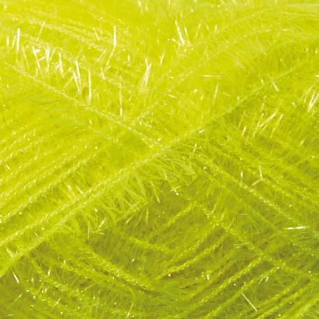 Tawashi Sponge Crochet Thread - Neon Yellow Bubble Creative