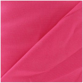 Cotton Fabric - fuchsia x 10cm