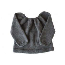 """Sweatshirt """"Kina"""" in sizes 2/4/6/8/10 and 12 years old, from Kids Tricots - multicolored"""