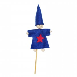 Kit Sweety the Elf - Royal Blue
