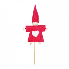 Kit Sweety the Elf - Fuchsia