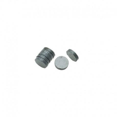 Aimant Magnet Plat (Set de 10)