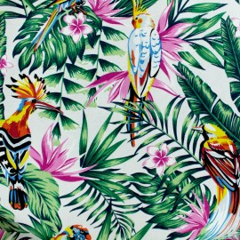 Cotton canvas fabric (280 cm) - raw Palawan x 40cm