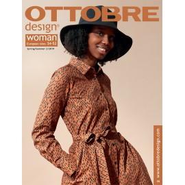Patron Femme Ottobre Design - 2/2019