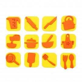 Tampon Enfant (Pack de 12) - Toque Chef