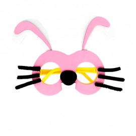 Funny Glasses DIY Kit - Bunny