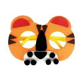 Funny Glasses DIY Kit - Tigry