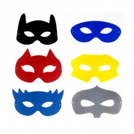 Custom Felt Mask (12 Pack)