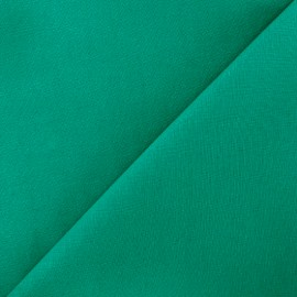 Cotton Fabric - turquoise green x 10cm