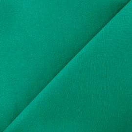 Tissu Coton uni - vert turquoise x 10cm
