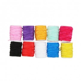0,5 mm Elastic Thread (10 Pack) - Multi