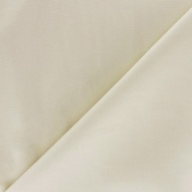 Poplin Fabric - light vanilla x 10cm
