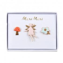 Meri Meri Enamel Pins - Fairy