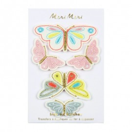 Meri Meri Iron On Patch - Butterfly