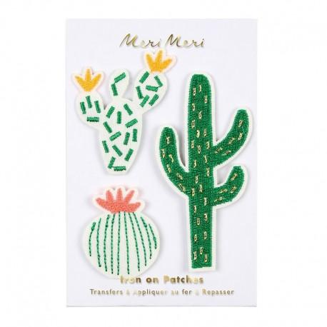 Meri Meri Iron On Patch - Cactus