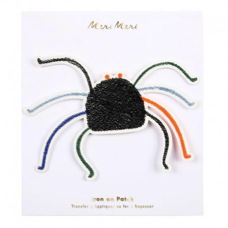 Large Meri Meri Iron On Patch - Spider