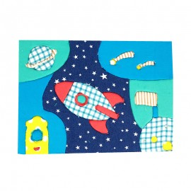 Patchwork Kit - Space Mission