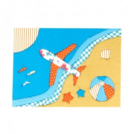 Patchwork Kit - Beach Adventure