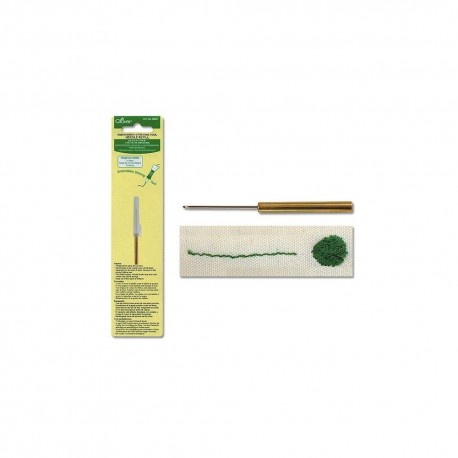 Single Ply Needle Refill - Clover Punch Needle