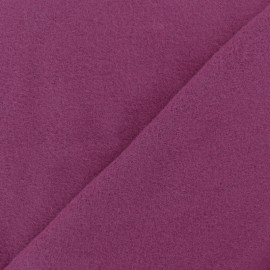 Plain Cotton security blanket - light purple x 10cm