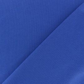 Tissu jersey piqué spécial Polo - bleu roi x 10cm