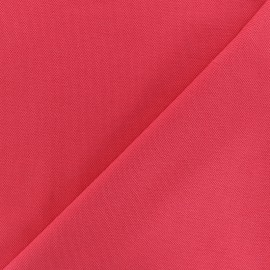 Special Polo cotton fabric - red x 10cm