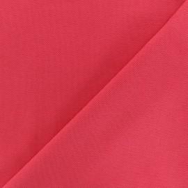 Tissu jersey piqué spécial Polo - rouge x 10cm
