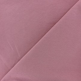 Special Polo cotton fabric - old pink x 10cm