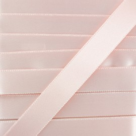 Ruban Satin Chausson de Danse 15 mm - Rose x 1m