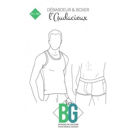 Underwear Ensemble Sewing Pattern - The Intrepid