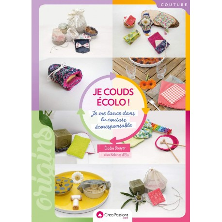 "Book ""Je couds écolo"""