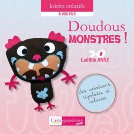 """Livre """"Doudous Monstres (2ème édition)"""""""