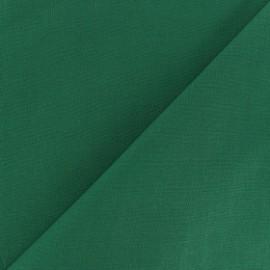 Tissu Coton uni - vert prairie x 10cm