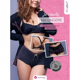 "Book ""Je couds ma lingerie"""