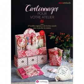 """Livre """"Cartonnage pour votre atelier"""""""