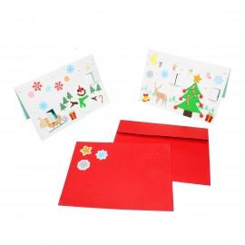 3D Cards Kit - The Lutins Workshop