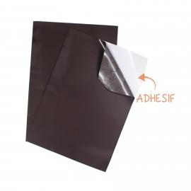Plaque Aimantée Adhésive A4 (2 pcs)