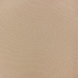 Plain Crepe fabric - Latte x 10cm