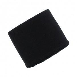 Bord Cote Poppy Uni (135x7cm) - Noir