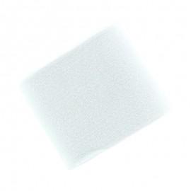 Bord Cote Poppy Uni (135x7cm) - Blanc