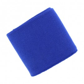 Poppy Plain Edging Fabric (135x7cm) - Royal Blue