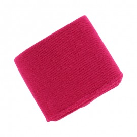 Poppy Plain Edging Fabric (135x7cm) - Fuchsia
