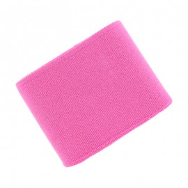 Poppy Plain Edging Fabric (135x7cm) - Pink