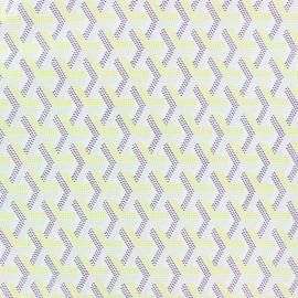Cotton fabric - Yellow Phoenix x 10cm