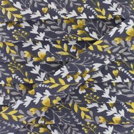 Biais Coton Feia 20 mm - Nuit x 1m