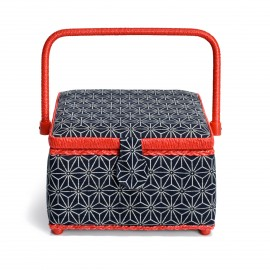 Medium Size Prym Sewing Box - Kyoto