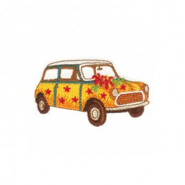 Thermocollant Lovely Motor - Voiture